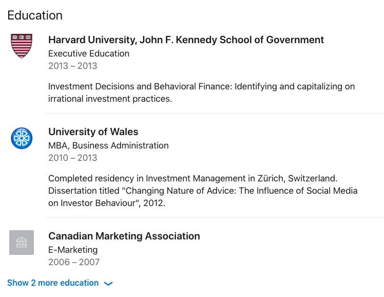 linkedin-profile-education